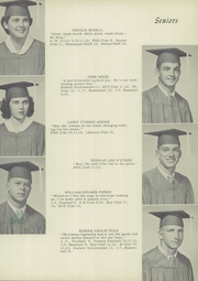 Page 17, 1957 Edition, Mulberry High School - Mulberry Tree Yearbook (Mulberry, FL) online yearbook collection