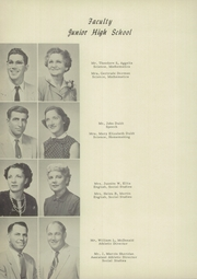 Page 8, 1957 Edition, Mulberry High School - Mulberry Tree Yearbook (Mulberry, FL) online yearbook collection