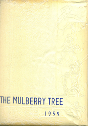 1959 Edition, Mulberry High School - Mulberry Tree Yearbook (Mulberry, FL)