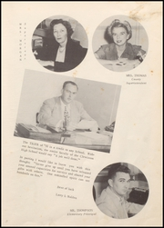 Page 17, 1950 Edition, Clewiston High School - Tiger Yearbook (Clewiston, FL) online yearbook collection