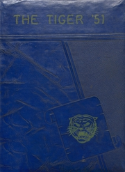 1951 Edition, Clewiston High School - Tiger Yearbook (Clewiston, FL)