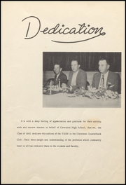 Page 11, 1952 Edition, Clewiston High School - Tiger Yearbook (Clewiston, FL) online yearbook collection