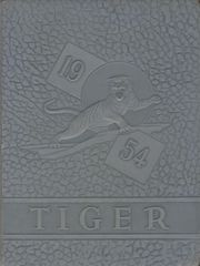1954 Edition, Clewiston High School - Tiger Yearbook (Clewiston, FL)