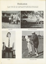 Page 8, 1969 Edition, Immokalee High School - Ducamus Yearbook (Immokalee, FL) online yearbook collection