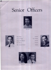 Page 12, 1943 Edition, Palm Beach High School - Royal Palm Yearbook (West Palm Beach, FL) online yearbook collection