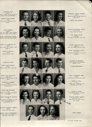 Page 15, 1943 Edition, Palm Beach High School - Royal Palm Yearbook (West Palm Beach, FL) online yearbook collection