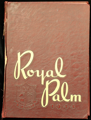 Page 1, 1944 Edition, Palm Beach High School - Royal Palm Yearbook (West Palm Beach, FL) online yearbook collection