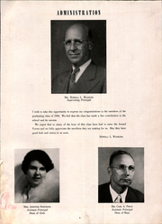Page 11, 1944 Edition, Palm Beach High School - Royal Palm Yearbook (West Palm Beach, FL) online yearbook collection