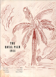 Page 7, 1944 Edition, Palm Beach High School - Royal Palm Yearbook (West Palm Beach, FL) online yearbook collection
