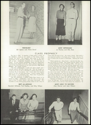 Page 18, 1954 Edition, Florida High School - Demons Flame Yearbook (Tallahassee, FL) online yearbook collection