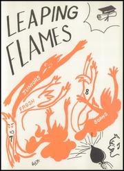 Page 21, 1954 Edition, Florida High School - Demons Flame Yearbook (Tallahassee, FL) online yearbook collection