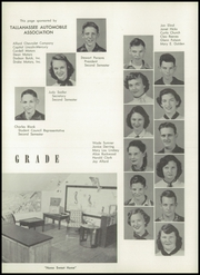 Page 26, 1954 Edition, Florida High School - Demons Flame Yearbook (Tallahassee, FL) online yearbook collection