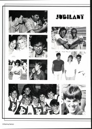 Page 8, 1987 Edition, Lake Placid High School - Argus Yearbook (Lake Placid, FL) online yearbook collection