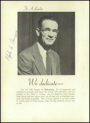Page 8, 1950 Edition, Pahokee High School - Devils Trail Yearbook (Pahokee, FL) online yearbook collection