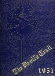1951 Edition, Pahokee High School - Devils Trail Yearbook (Pahokee, FL)