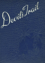 1953 Edition, Pahokee High School - Devils Trail Yearbook (Pahokee, FL)