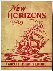 Page 1, 1949 Edition, La Belle High School - New Horizons Yearbook (La Belle, FL) online yearbook collection