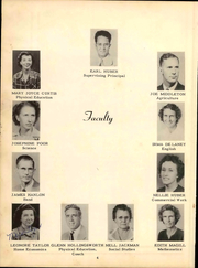 Page 12, 1949 Edition, La Belle High School - New Horizons Yearbook (La Belle, FL) online yearbook collection