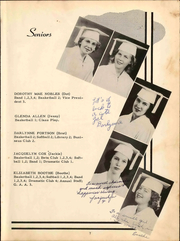 Page 15, 1949 Edition, La Belle High School - New Horizons Yearbook (La Belle, FL) online yearbook collection