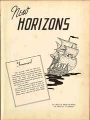 Page 9, 1949 Edition, La Belle High School - New Horizons Yearbook (La Belle, FL) online yearbook collection