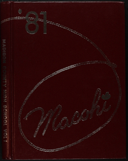 Page 1, 1981 Edition, Madison County High School - Macohi Yearbook (Madison, FL) online yearbook collection