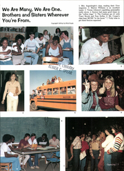 Page 7, 1981 Edition, Madison County High School - Macohi Yearbook (Madison, FL) online yearbook collection