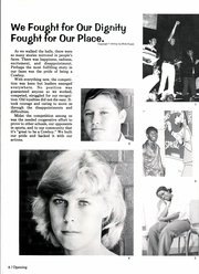 Page 8, 1981 Edition, Madison County High School - Macohi Yearbook (Madison, FL) online yearbook collection