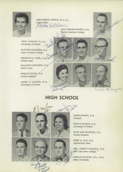 Page 11, 1957 Edition, Clermont High School - Highlander Yearbook (Clermont, FL) online yearbook collection