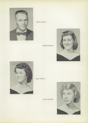 Page 17, 1957 Edition, Clermont High School - Highlander Yearbook (Clermont, FL) online yearbook collection