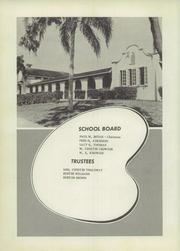 Page 6, 1957 Edition, Clermont High School - Highlander Yearbook (Clermont, FL) online yearbook collection