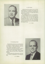Page 8, 1957 Edition, Clermont High School - Highlander Yearbook (Clermont, FL) online yearbook collection