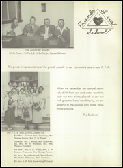 Page 13, 1950 Edition, Frostproof High School - Bullpup Yearbook (Frostproof, FL) online yearbook collection