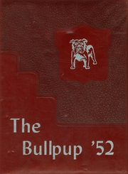 Page 1, 1952 Edition, Frostproof High School - Bullpup Yearbook (Frostproof, FL) online yearbook collection
