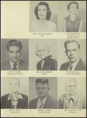 Page 11, 1952 Edition, Frostproof High School - Bullpup Yearbook (Frostproof, FL) online yearbook collection
