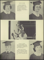 Page 15, 1952 Edition, Frostproof High School - Bullpup Yearbook (Frostproof, FL) online yearbook collection