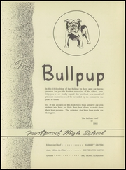Page 7, 1952 Edition, Frostproof High School - Bullpup Yearbook (Frostproof, FL) online yearbook collection