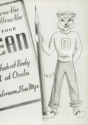 Page 9, 1944 Edition, Ocala High School - Ocaleean Yearbook (Ocala, FL) online yearbook collection