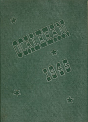Page 1, 1945 Edition, Ocala High School - Ocaleean Yearbook (Ocala, FL) online yearbook collection