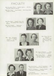 Page 15, 1945 Edition, Ocala High School - Ocaleean Yearbook (Ocala, FL) online yearbook collection