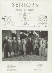 Page 17, 1945 Edition, Ocala High School - Ocaleean Yearbook (Ocala, FL) online yearbook collection