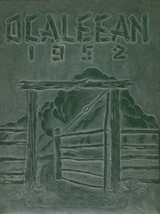 Page 1, 1952 Edition, Ocala High School - Ocaleean Yearbook (Ocala, FL) online yearbook collection