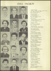 Page 13, 1952 Edition, Ocala High School - Ocaleean Yearbook (Ocala, FL) online yearbook collection