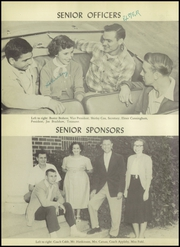 Page 16, 1952 Edition, Ocala High School - Ocaleean Yearbook (Ocala, FL) online yearbook collection