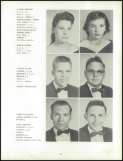 Page 15, 1959 Edition, Baldwin High School - Warrior Yearbook (Baldwin, FL) online yearbook collection