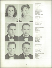 Page 16, 1959 Edition, Baldwin High School - Warrior Yearbook (Baldwin, FL) online yearbook collection