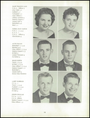 Page 17, 1959 Edition, Baldwin High School - Warrior Yearbook (Baldwin, FL) online yearbook collection