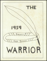 Page 5, 1959 Edition, Baldwin High School - Warrior Yearbook (Baldwin, FL) online yearbook collection