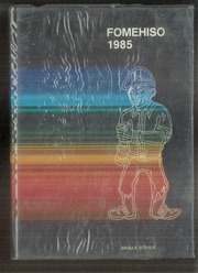Fort Meade High School - Fomehiso Yearbook (Fort Meade, FL) online yearbook collection, 1985 Edition, Page 1