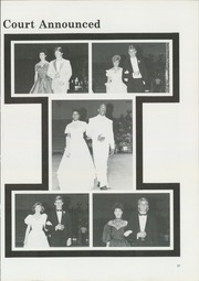 Fort Meade High School - Fomehiso Yearbook (Fort Meade, FL) online yearbook collection, 1986 Edition, Page 41