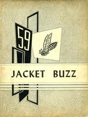 Vernon High School - Jacket Buzz Yearbook (Vernon, FL) online yearbook collection, 1959 Edition, Page 1